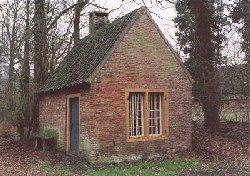 Het oude bakhuisje