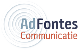 Logo van AdFontes Communicatie