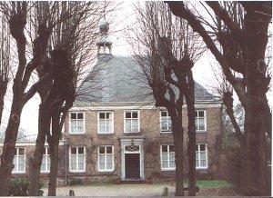 Haanwijk landhuis landscape