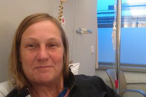 Blinde darm 151005 1905 Vlak voor operatie in MMC