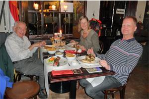 Werkendam Heusden 151218 Kareltje aan tafel