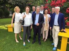 deelnemers Fieldrtrip-Rwanda
