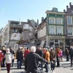 Kiek daor: De Drye Vyzels uit 1637 ingestort