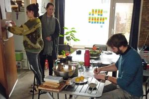 Ontwerp maken opleiding permacultuur