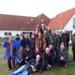 Terschelling 2016 groepsfoto van deelnemers IVN-excursie