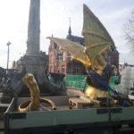 Is de Bossche draak gevlogen?